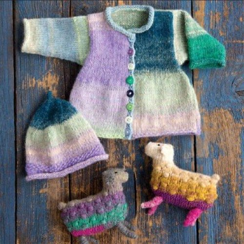 Noro Baby Girl Collection PDF -  ()