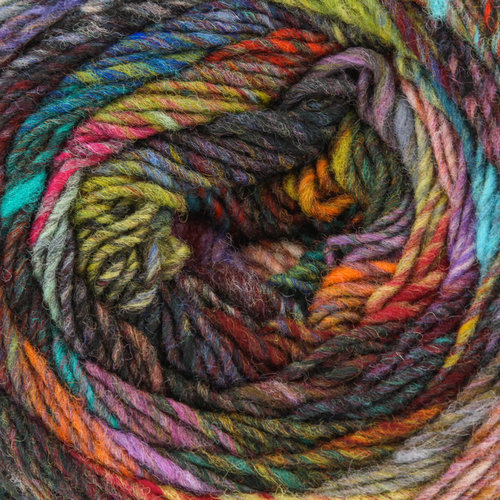 Noro Big Granny Afghan Kit - Adagio (Model) (01)