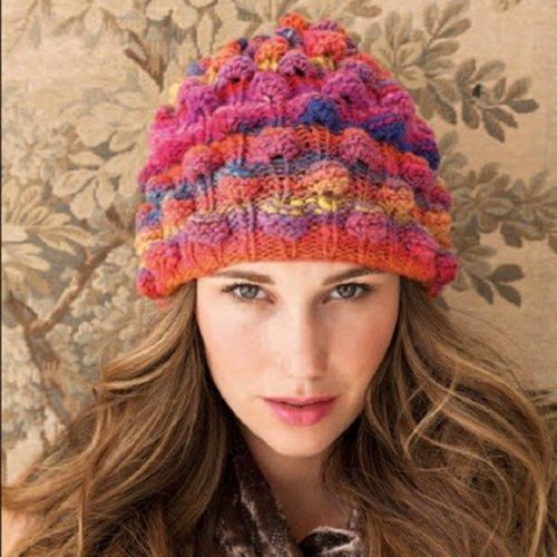 Noro Bobble Hat PDF -  ()