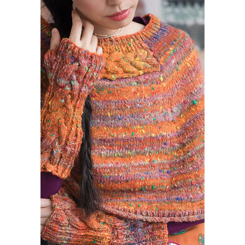 Noro Capelet & Arm Warmers PDF -  ()