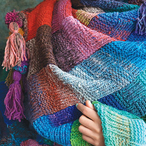 Noro Color Waves Kit - With Book - Model (01)
