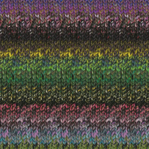 Noro Ginga - Hunter Green, Purple (001)