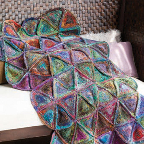 Noro Granny Quilt Afghan Kit At Webs Yarn Com