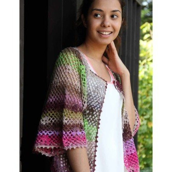 d1dbfcae5 Noro Crochet Jacket PDF at WEBS