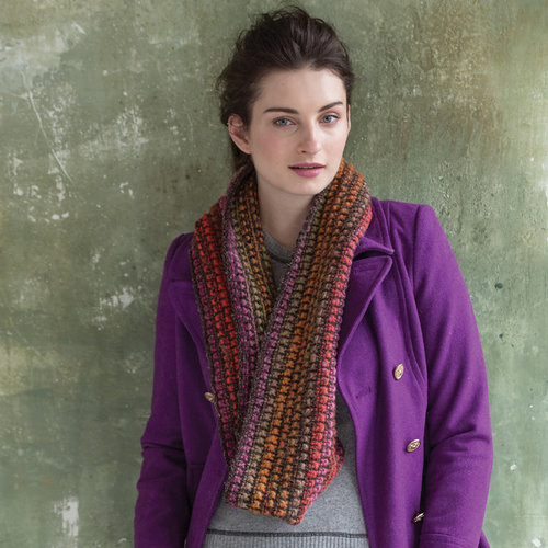 Noro Infinity Cowl Kit - Model (01)