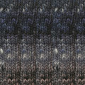 Noro Kagayaki - Gray, Charcoal, Denim (008)