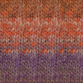 Noro Kagayaki - Copper, Fuchsia, Purple (018)