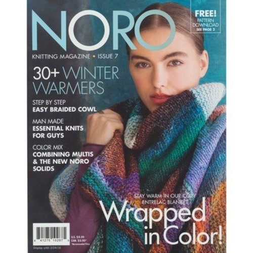 Noro Knitting Magazine - Fall/winter 2015 (FW15)
