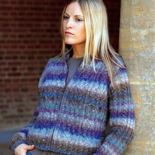 Noro Knot Cable Jacket PDF -  ()