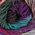 Noro Kureyon - Purple, Pink, Aqua, Natural (349)