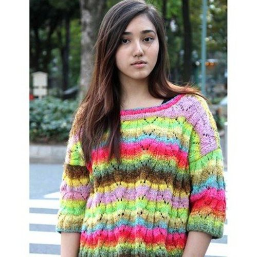 Noro Lace Sweater (Hanami 2) PDF -  ()