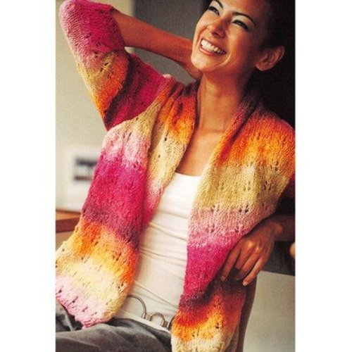 Noro Ladies Jacket (Silk Garden Lite) PDF -  ()