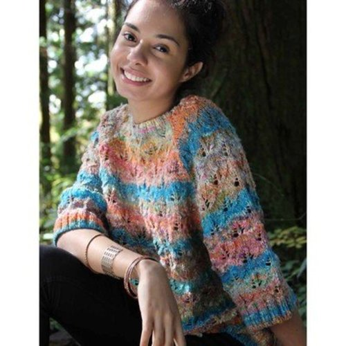 Noro Ladies Sweater (Kibou) PDF -  ()