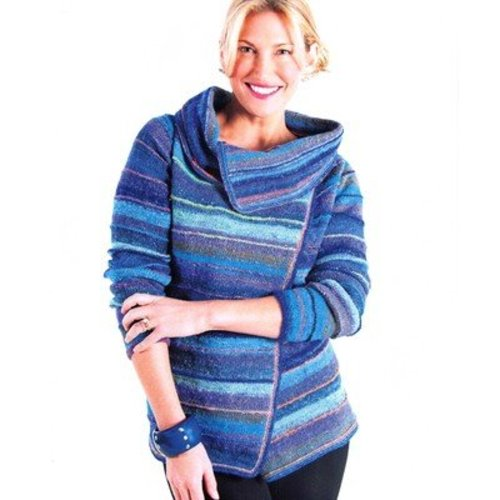 Noro Long Cardigan PDF -  ()