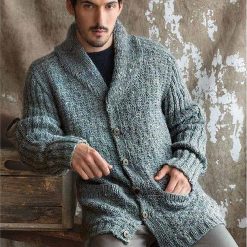 Noro Man's Jacket PDF -  ()