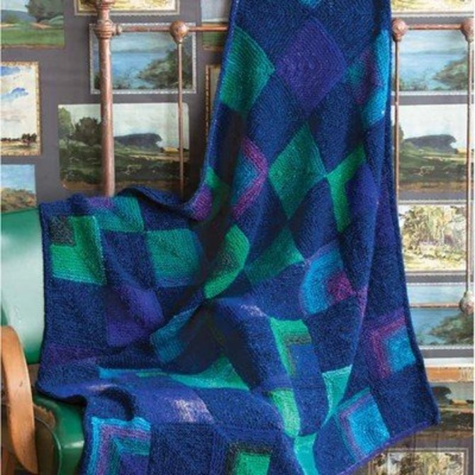ddbc51605 Noro Mitered Squares Blanket PDF at WEBS
