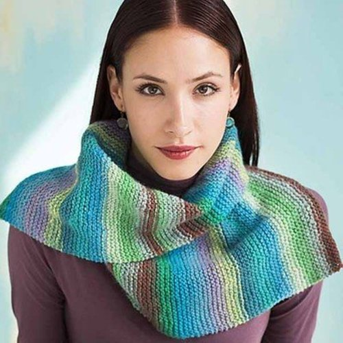 Noro One Cowl Three Ways PDF -  ()
