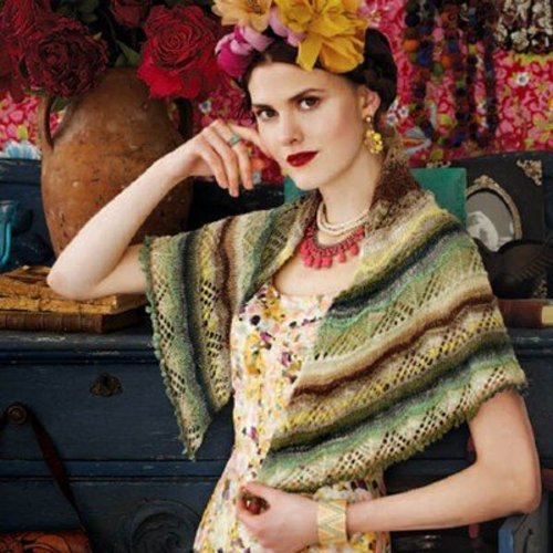 Noro Semi Circle Shawl PDF -  ()