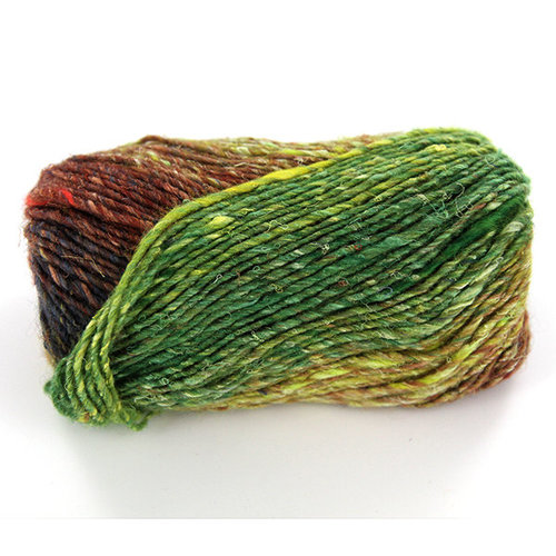 Noro Silk Garden Discontinued Colors - Greens, Reds, Colonial Blue (403)