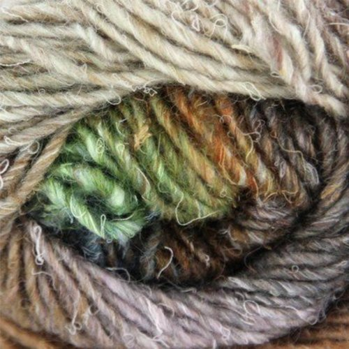 Noro Silk Garden Discontinued Colors - Rust, Brown, Natural (417)