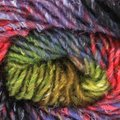 Noro Silk Garden Discontinued Colors - Olive, Red, Purple (424)
