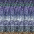 Noro Silk Garden Lite - Purple, Blue, Brown Forest (2088)