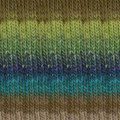 Noro Silk Garden Lite - Forest Green, Copper, Blues (2118)