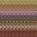 Noro Silk Garden Lite - Browns, Reds, Black, Lime (2129)