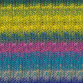 Noro Silk Garden Lite - Blues, Yellow, Orchid (2153)