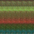 Noro Silk Garden Lite - Greens, Turquoise, Brown (2158)