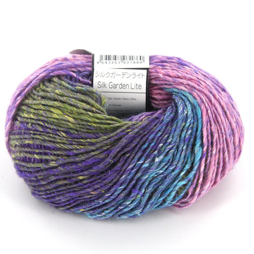 noro silk garden lite yarn at webs