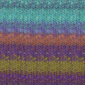 Noro Silk Garden Lite - Purples, Seafoam, Orange (2161)