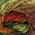 Noro Silk Garden - Greens, Reds, Colonial Blue (403)