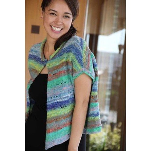 Noro Sleeveless Jacket (Hanami 3) PDF -  ()