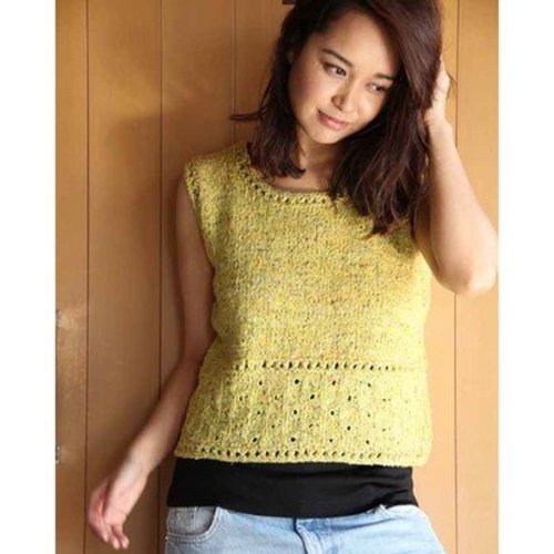 Noro Sleeveless Top (Hanami 3) PDF -  ()