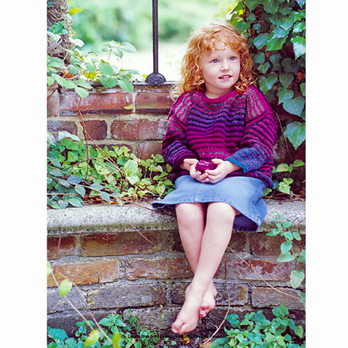 Noro Striped Sweater PDF -  ()