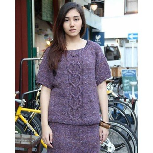 Noro Sweater & Skirt (Hanami 2) PDF -  ()