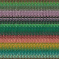 Noro Taiyo - Greens, Pink, Orange, Black (71)