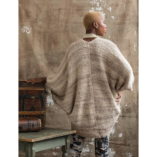 Noro Textured Cocoon Cardi PDF -  ()