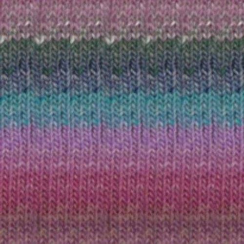 Noro Transitions - Berries Merry (purples,teal ,mauve) (07)