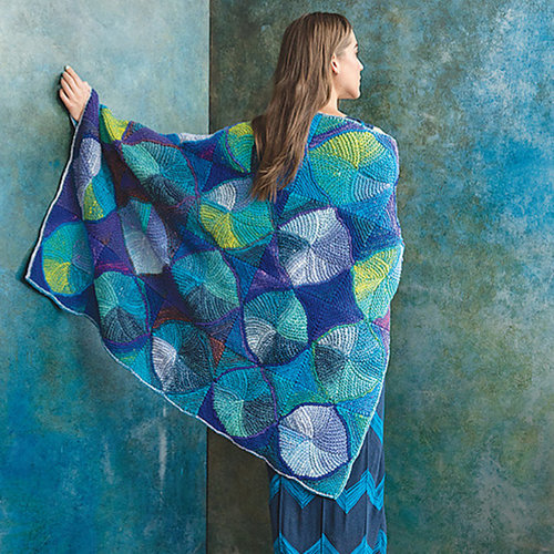 Noro Water Lilies Kit - With Book - Model (01)