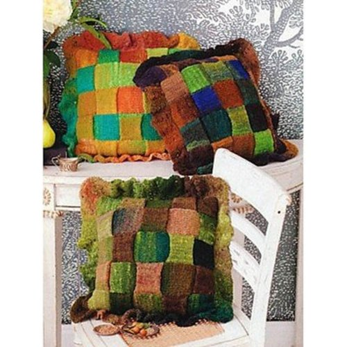 Noro Woven Pillows PDF -  ()