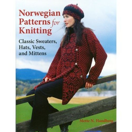 Norwegian Patterns for Knitting -  ()