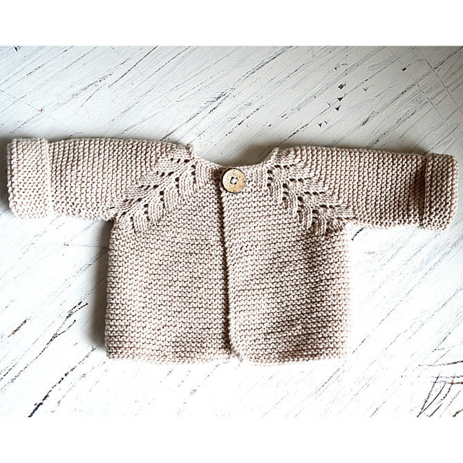 b1fa6b63ba94 Oge Knitwear Designs P109 Norwegian Fir Top Down Cardigan PDF at ...