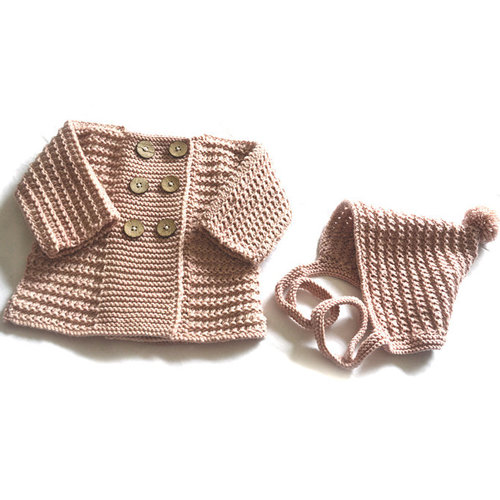 OGE Knitwear Designs P145 Little Munchkin and Pixie Hat PDF -  ()