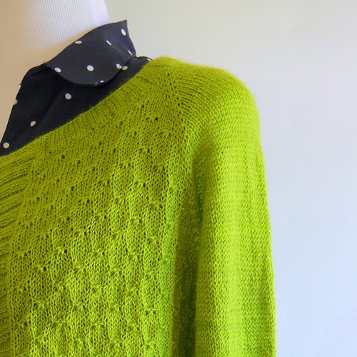 Olive Knits Bentley Cardigan PDF -  ()