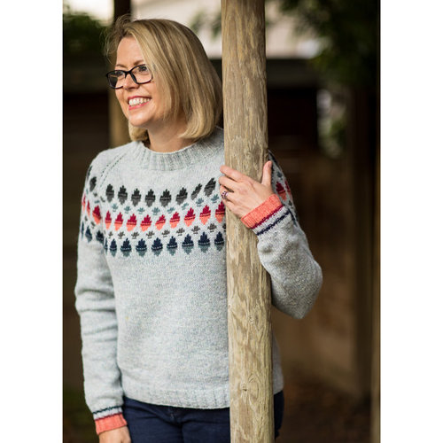 Olive Knits Boathouse Pullover PDF -  ()
