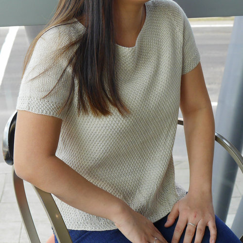 Olive Knits River Light Tee PDF -  ()