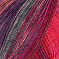 On-Line Linie 97 - Starwool Lace Color - Red, Violet, Sage (102)
