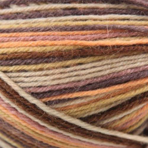 On-Line Supersocke 100 4-Ply Art Color -  ()